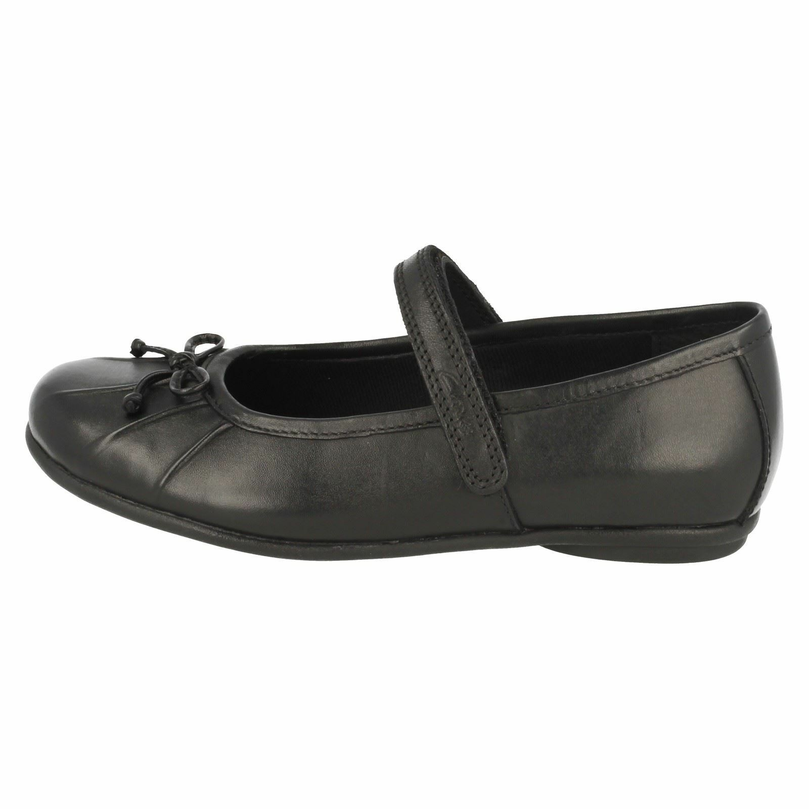 Girls Clarks Formal/School Shoes - Tasha Ally 1