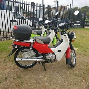 2013 current model postie bike Richmond Hawkesbury Area Preview