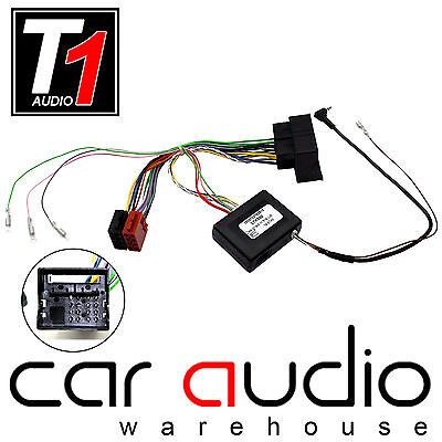 Volkswagen Touran 2003-2015 Car Stereo ISO Wiring Harness CT20VW08