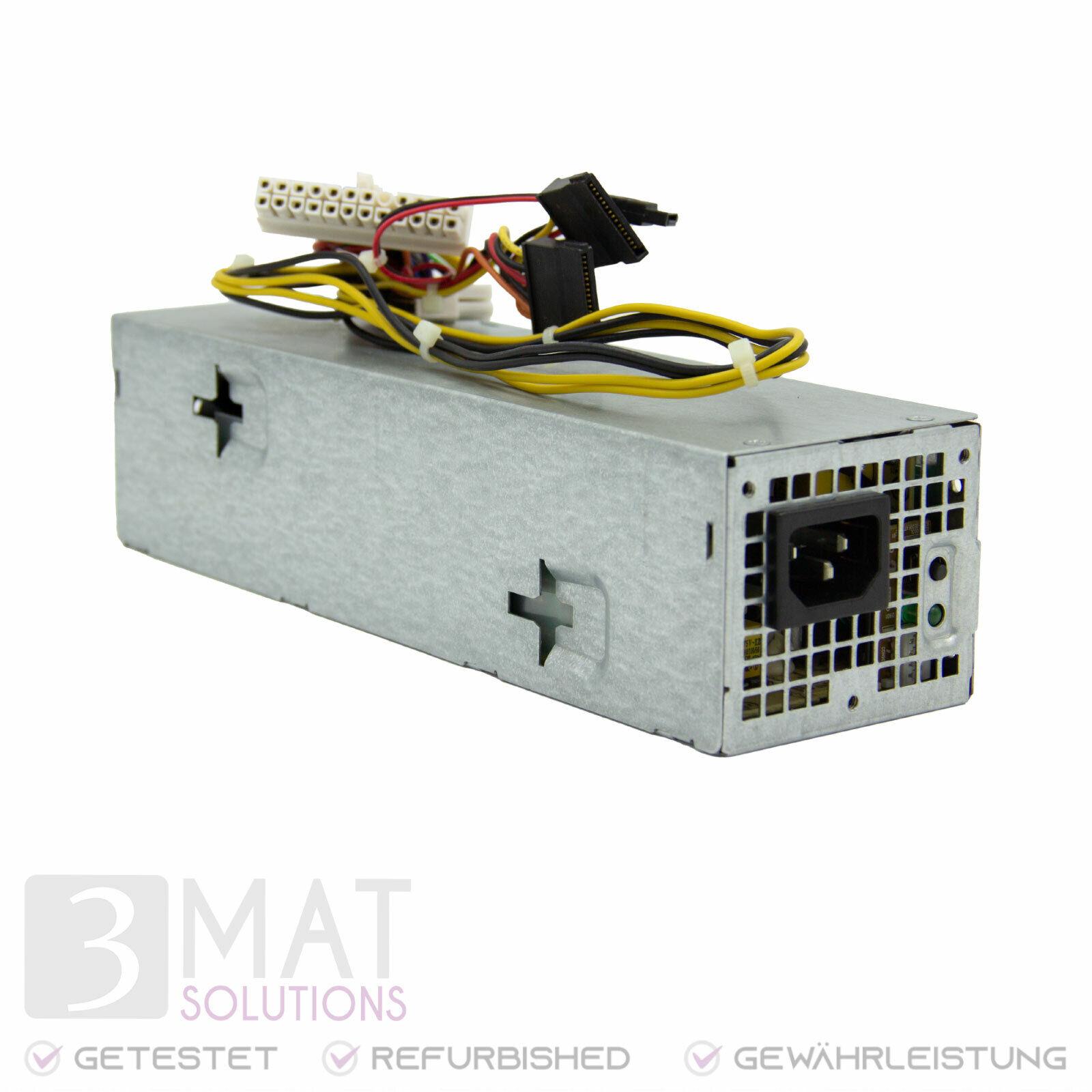 Netzteil / PSU für Dell OptiPlex 790 990 7010 9010 SFF H240ES-00 Power Supply