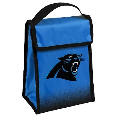 Carolina Panthers Insulated Lunch Bag Box Cooler Gradient Team Logo 9