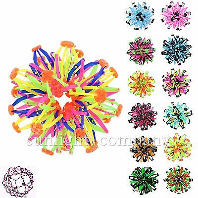 RAINBOW EXPANDABLE TRANSFORMING EXPANDING MINI SPHERE COLORFUL EDUCATIONAL TOY