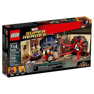 LEGO® Super Heroes Marvel Doctor Strange's Sanctum Sanctorum 76060