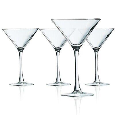 Luminarc - 10 oz. Cachet Martini Glass 4 PC Set