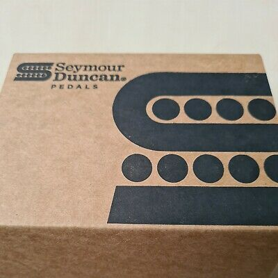 Seymour Duncan Dirty Deed Distortion Pedal MUS1