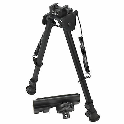 New CCOP Universal Picatinny Rail Mount Adjustable Tactical Rifle Bipod BP-79L