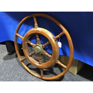 Timber ship's wheel Coomera Gold Coast North Preview