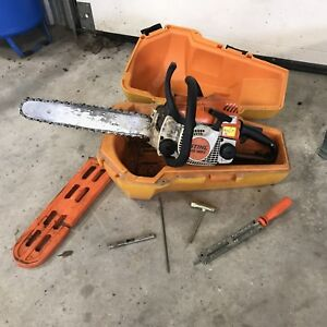 Stihl 180 C BE *******SOLD AT ASKING PRICE!!
