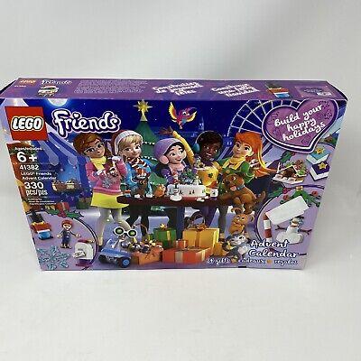 LEGO Friends Advent Calendar 2019 #41382 Christmas Sealed