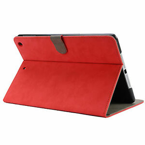Classic Pu Leather Smart Cover Case for Apple iPad 4 3 2 | iPad mini | iPad Air
