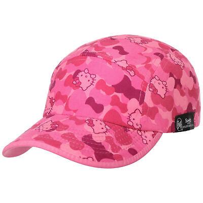 BUFF Hello Kitty Camo Pink Cap Basecap Baseballcap Stoffcap Mädchencap Hello Kitty Baseball