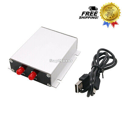 Rf Signal Generator Sweep Frequency Generator Synthesizer 4.4g Software Control