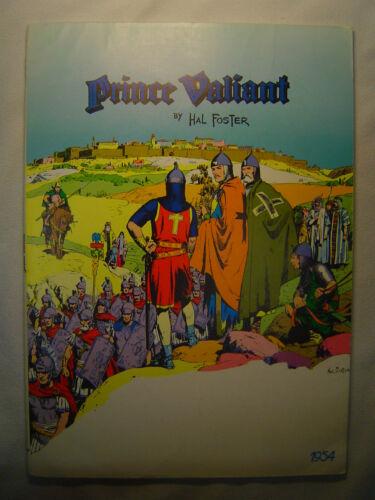 PRINCE VALIANT, Hal Foster, 1954 Sunday comics reprint, Pacific Comics Club,1979
