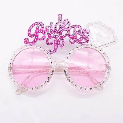 Bride To Be Glasses Girls Night Party Novelty Sunglasses Funny Glasses Hen Party - Bride Sunglasses