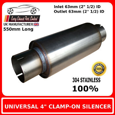 Universal Exhaust Silencer 4