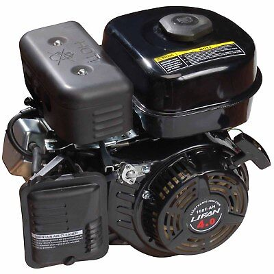 TranzSporter Replacement Lifan Motor - Without Weldment