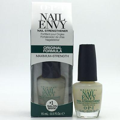 OPI Nail Envy Original Formula Nail Strengthener NTT80 0.5 oz