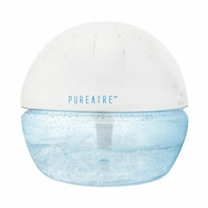 PureAire Basic Air Purifier Humidifier Hayfever Dust Allergy Smoke Odour Ioniser