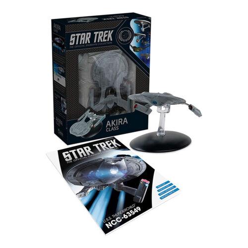 Eaglemoss Star Trek Akira Class Diecast Model Retail Variant NEW IN STOCK