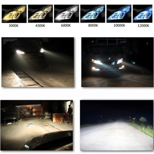 2x D1S 6000K 8000k 35W XENON HEADLIGHT BULBS HID 85410 for AUDI BMW MERCEDES WV