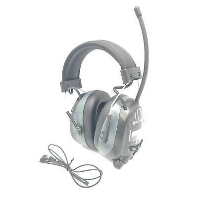 Walkers Game Ears Am Fm Radio Ear Muff W Digital Display