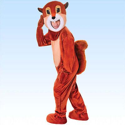 Tierkostüm Eichhörnchen Größe (Frauen) 48-52 (Männer) 48-54 Tier Kostüm - Eichhörnchen Kostüm Frauen