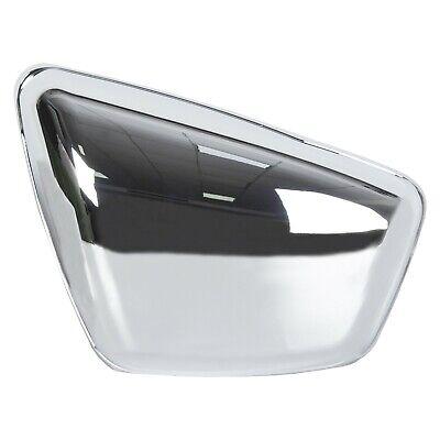 For 84-UP Yamaha XV 700 750 1000 1100 Virago Left  Hand Side Panel Cover Chrome Left Hand Panel