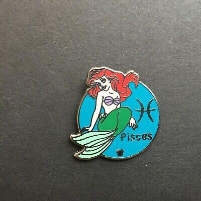 2012 Hidden Mickey Series - Zodiac Collection - Pisces Ariel - Disney Pin 88680