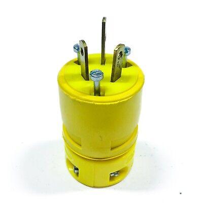1407 Woodhead Plug 15a 250v