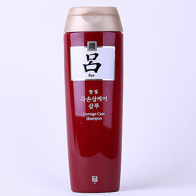 New KOREA AMOREPACIFIC Ryo Hambitmo Damage Care shampoo 180ml (6.34 oz)
