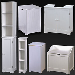 white bathroom storage baskets white wood bathroom furniture shelves cabinet laundry 21447