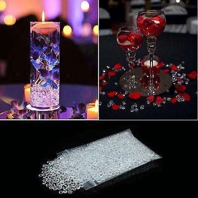 1000~6000pcs Tiny 4.2mm 1/3ct Diamond Table Confetti Wedding Party CRYSTALS