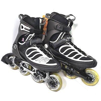 K2 Trio 100 Herren-Inlineskates Inline Skate Inliner Softboot Fitness Slalom Inline-Skates
