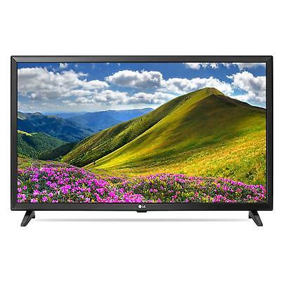 """LG 32LJ510B 32"""" HD Ready LED TV with Freeview in Black"""
