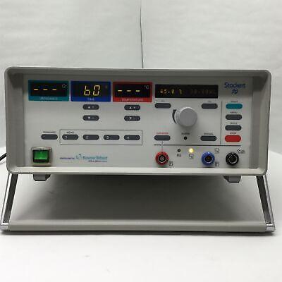 Stockert 70 St-0937 Biosense Webster Cardiac Ablation Rf Generator 500 Khz