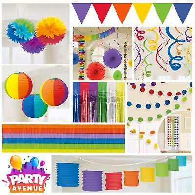 Gay Pride Rainbow LGBT Parade Festival Decoration Banner Bunting & Party Bag](Gay Pride Decorations)