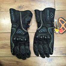 WOMENS LEATHER IXON MOTORCYCLE GLOVES St Agnes Tea Tree Gully Area Preview