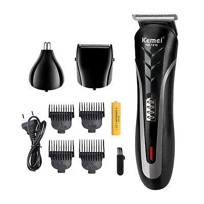 Cortadora de pelo profesional máquina de afeitar corte de barba peluquería