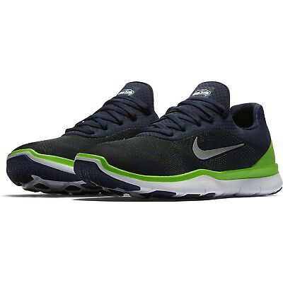 0bd08b00db8 Seattle Seahawks Nike Free Trainer V7 Men s Size 11 NIB Free Ship