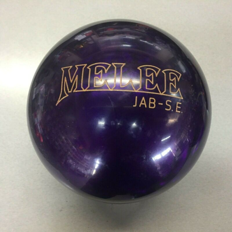 Brunswick Melee Jab SE BOWLING ball 1st quality 15 lb new undrilled in box