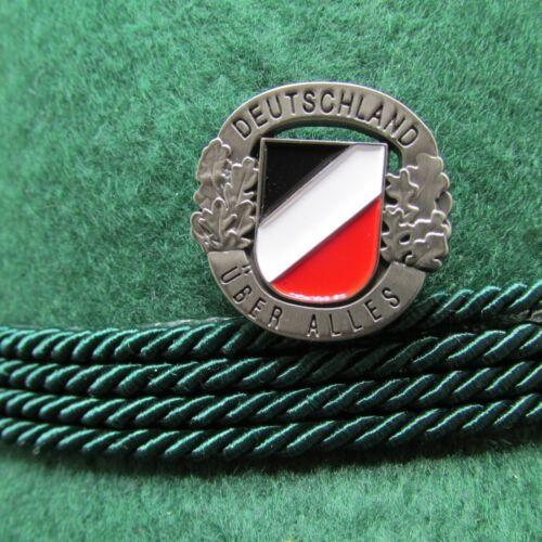 """""""Deutschland Uber Alles"""" Oktoberfest/German Military Hat Pin"""