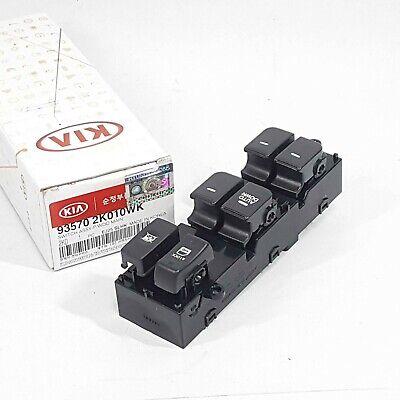 935702K010WK 14PINS Power Window Main Switch Assy For KIA SOUL 2009-2013