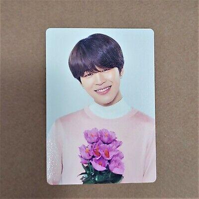 BTS LOVE YOURSELF [JIMIN 5/8] Mini Photocard