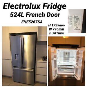 Electrolux 524L French Door Fridge
