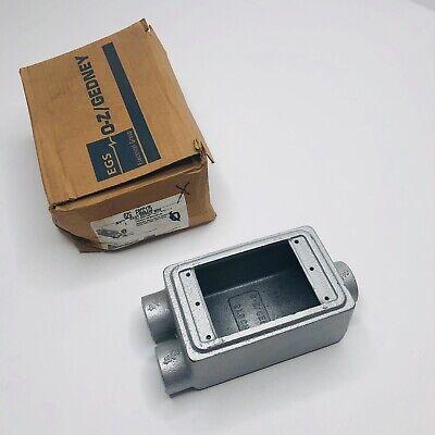 Oz-gedney Fscc175 Cast Device Box 34 Ends Fscc Style 1-g I