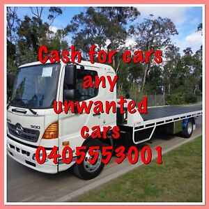 wanted.wanted Top cash for unwanted Scrp cars $$$$ Brisbane City Brisbane North West Preview