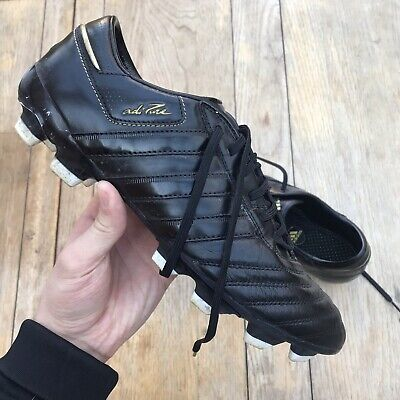 release date 50e7f 91d10 Adidas Adipure III FG UK 10 Blackout Football Boots Gold