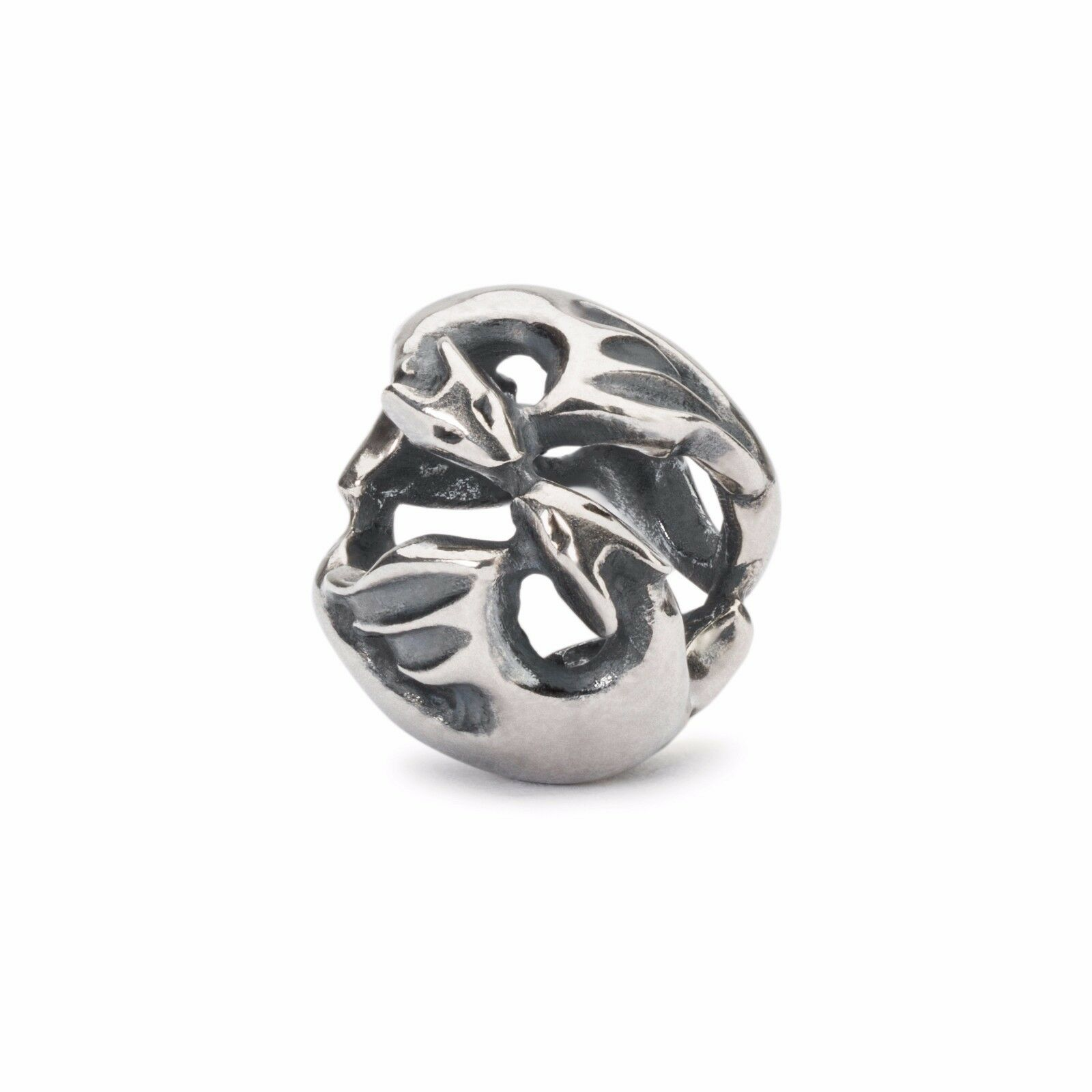 AUTHENTIC TROLLBEADS DANCING DRAGONS TAGBE-10186 DRAGONI DANZANTI