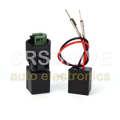 Seat Occupancy Mat Bypass For BMW 7 Series E66 Airbag Sensor + Seatbelt Emulator