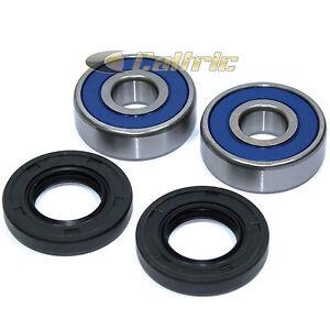 Front Wheel Ball Bearing and Seals Fits HONDA ATC200ES ATC200M ATC200S ATC200X
